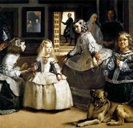 Velázquez. Las Meninas