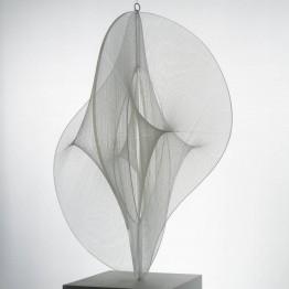 Naum Gabo. 'Linear Construction No. 2', 1970