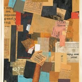 Kurt Schwitters. doremifasolasido c.1930