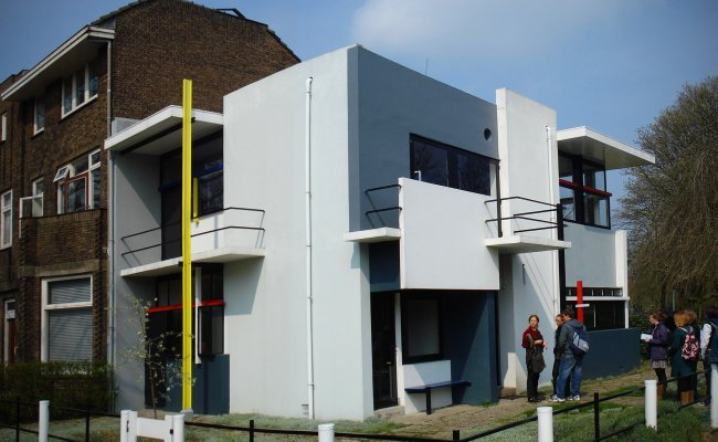 Rietveld. Casa Schröder
