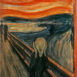 Expresionismo. Munch. El grito