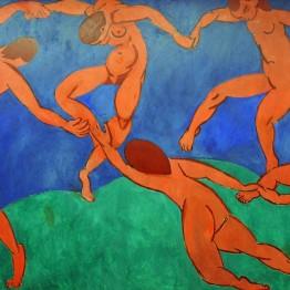 Henri Matisse. La danza