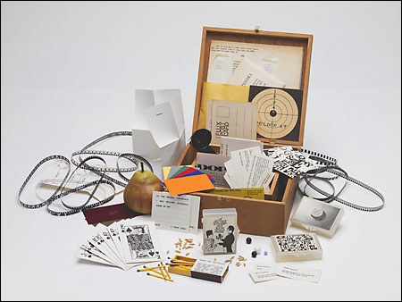 George Maciunas. Flux Year Box 2, c.1967