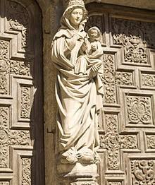 Virgen Blanca, León