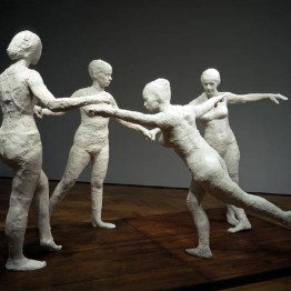 George Segal. The Dancers