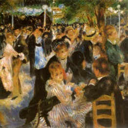 Renoir. Le Moulin de la Galette