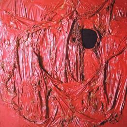 Albert Burri. Grande rosso