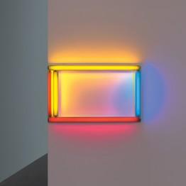 Obras de arte minimalista. Dan Flavin.