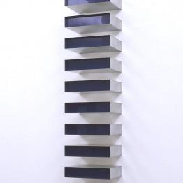 Minimalismo. Donald Judd. Untitled, 1980