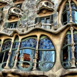 Gaudí. Casa Batlló