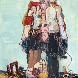 Georg Baselitz. Der Hirte, 1966