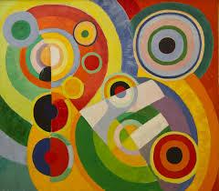 Robert Delaunay. Rythme, Joie de vivre