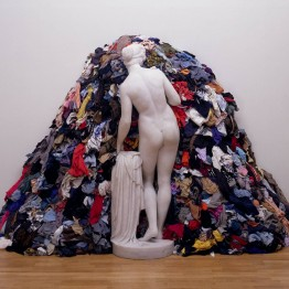 Michelangelo Pistoletto. Venus of the Rags