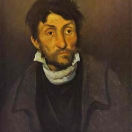 Géricault. El cleptómano