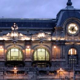Fachada al Sena del Musée d´ Orsay