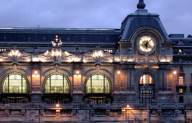 Visitar el Musée d´ Orsay junto al Sena