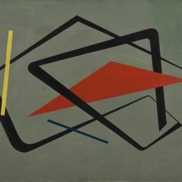 Las mujeres de la abstracción de posguerra