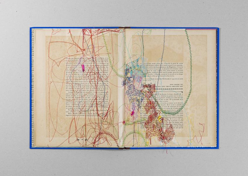 José María Sicilia. Le Livre des Mille et Une Nuits Volumen IV, 2015. Cortesía del artista y Atelier Michael Woolworth, París. Jose María Sicilia, VEGAP, Madrid, 2016