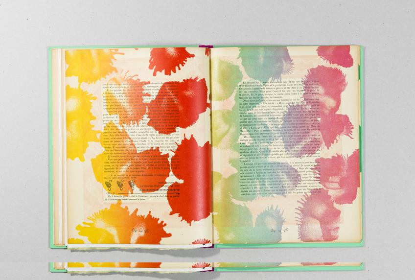 José María Sicilia. Le Livre des Mille et Une Nuits, Volumen II, 1997. Cortesía del artista y Atelier Michael Woolworth, París