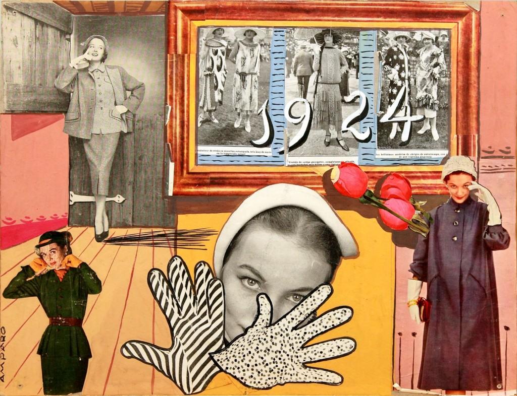 Eugenio Granell, Amparo Segarra 1924, Puerto Rico, 1952 Colección Fundación Eugenio Granell, Santiago de Compostela