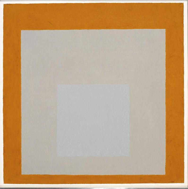 Josef Albers. Homage to the Square, 1965