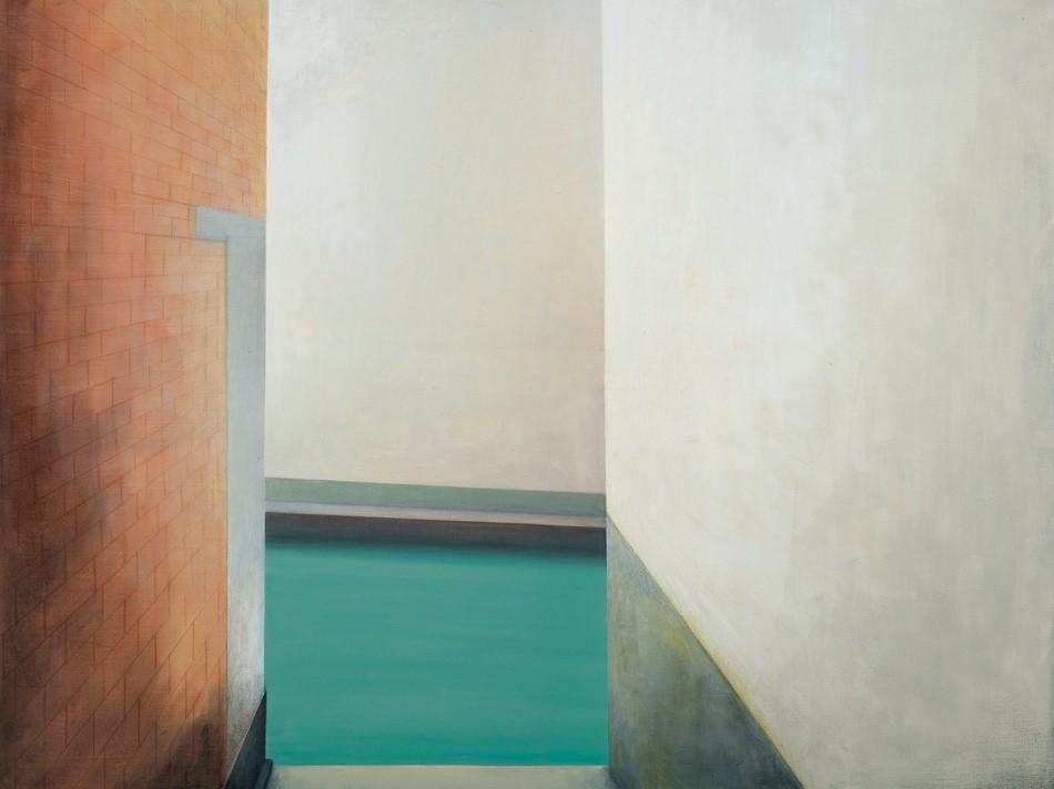 Eduard Angeli. Canal, 2007