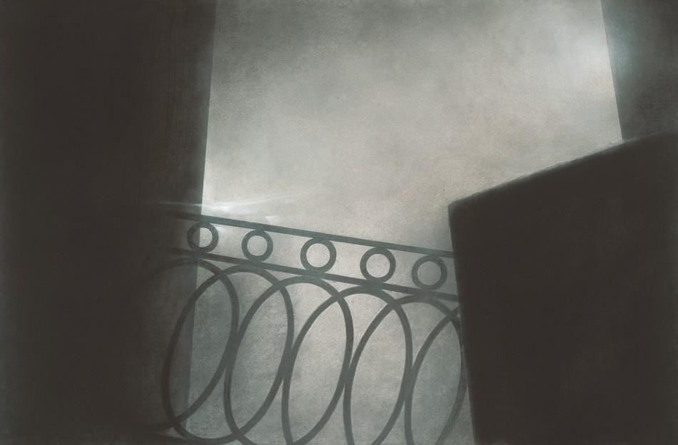Eduard Angeli. Latticework, 2014