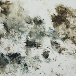 Carlos León. Los días y los ríos 1, 2014