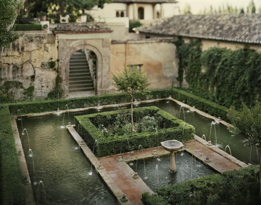 Una visión inédita de La Alhambra. Fernando Manso