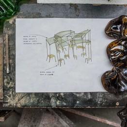Nacho Carbonell presenta su trabajo para crear/sin/prisa en Madrid Design Festival