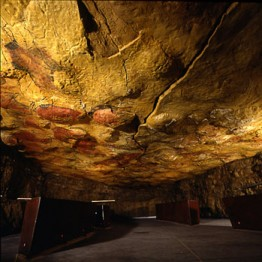La cueva de las estalactitas de Altamira podrá visitarse