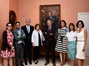 Constituido el órgano administrativo encargado de la ejecución del programa del 25º Aniversario del Museo Thyssen Bornemisza