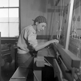 Anni Albers, abstracción en el telar