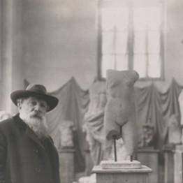 Rodin a la luz de la Antigüedad