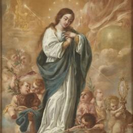 Juan de Valdés Leal. Inmaculada Concepción, 1682. Madrid, Museo Nacional del Prado. Donación Plácido Arango