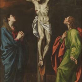 Luis Tristán. Calvario, hacia 1613. Madrid, Museo Nacional del Prado. Donación Plácido Arango