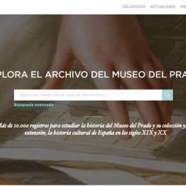 El Archivo Digital del Museo del Prado, Premio ACAL