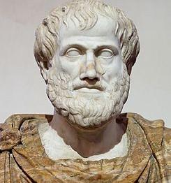 Busto de Aristóteles en Roma, Palazzo Altemps