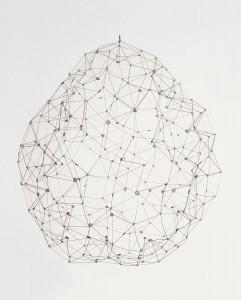 Gego, Esfera (Sphere), 1976 © Fundación Gego