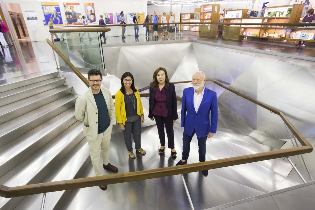 La Fundación La Caixa falla la séptima edición de los Premios Arte y Mecenazgo