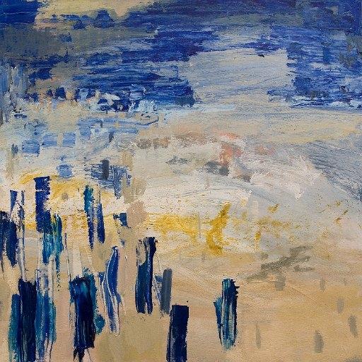 Víctor Alba. Paisaje con árbol, 2012. Galería Espiral