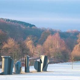 El Yorkshire Sculpture Park, museo británico del año