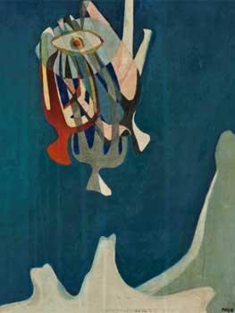 Mayo. El pájaro, 1937. Centro Cultural Europeo de Delfos