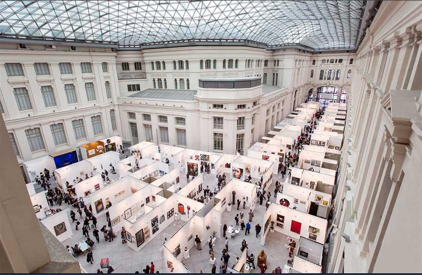Art Madrid convocatoria para galerías. Plazo para presentar aplicaciones hasta el 31 de octubre de 2017