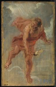 Rubens. Prometheus, 1636-1637. Museo del Prado