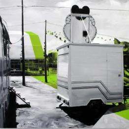Paco Pomet. Ost-West, 2006. Colección privada