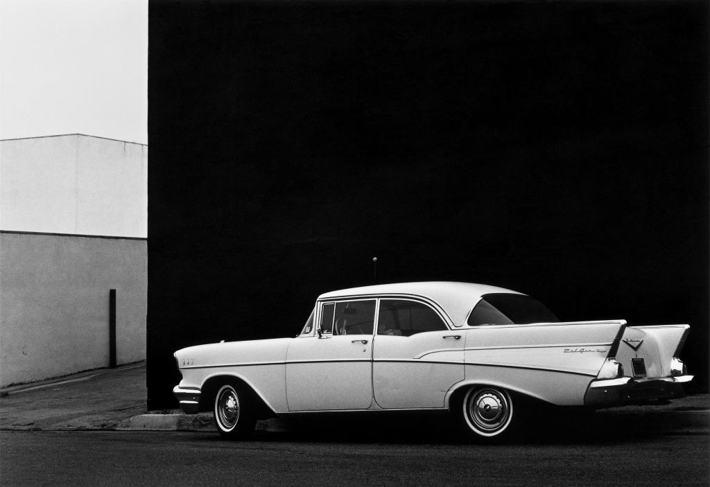 Lewis Baltz. Monterey, de la serie The Prototype Works, 1967. Galerie Thomas Zander, Colonia © The Lewis Baltz Trust