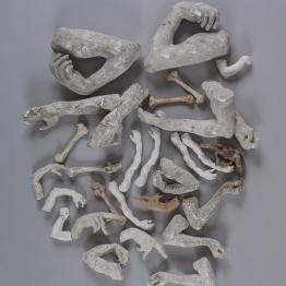 Rodin, Kiefer y la arquitectura-cuerpo