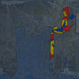 Jasper Johns. Regrets