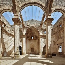 La arquitectura nacida de la crisis, en el pabellón español de la Bienal de Venecia
